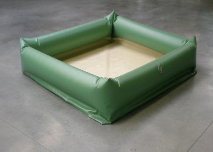 Bassin Gonflable de Retention