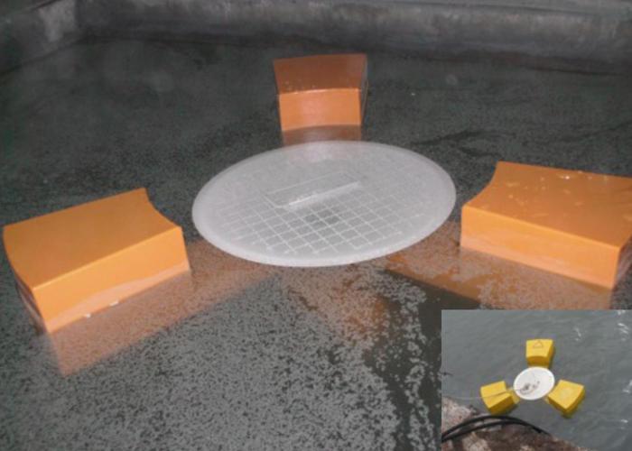 Ecremeur d'hydrocarbure à seuil