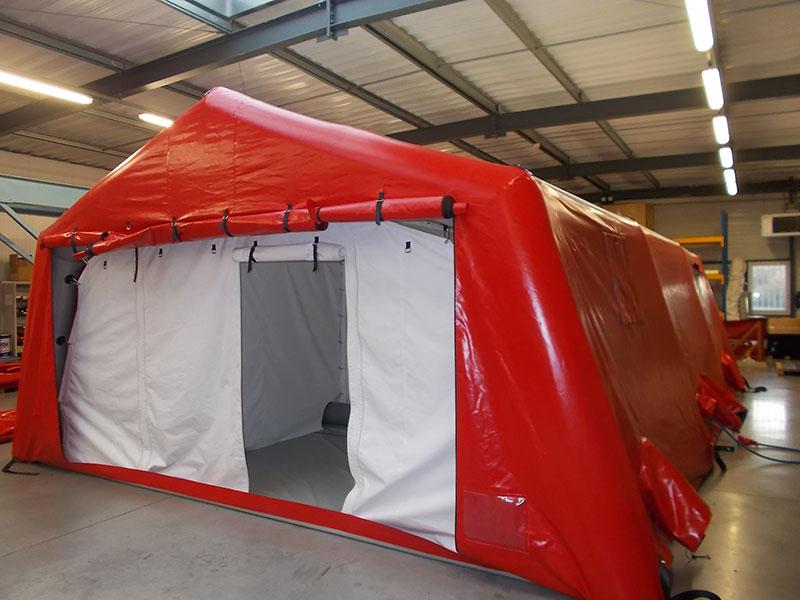 Tente de décontamination RCY