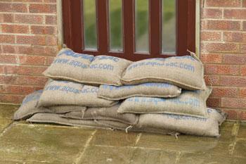 sac anti inondation aquasac